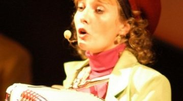 Accordéoniste Martine Lehembre