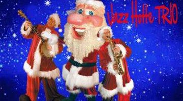 Jazz hotte trio