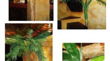 Plante et arbre artificielle