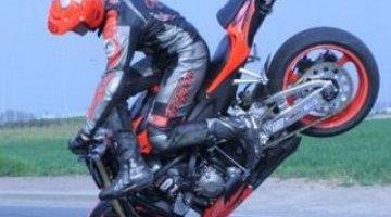 Cascade moto
